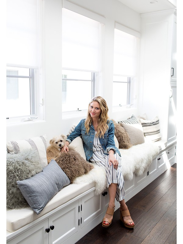 Brittany Snow Apartment