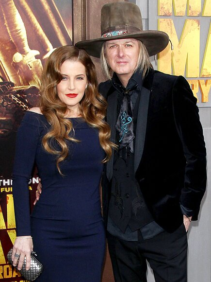 Lisa Marie Presley Divorce Singer Splits From Michael Lockwood People Com Michael lockwood and lisa marie presley with their girls, harper and finley, pose with elvis' nurse marian cocke at graceland, january 8th, 2015. https people com music lisa marie presley divorce singer splits from michael lockwood