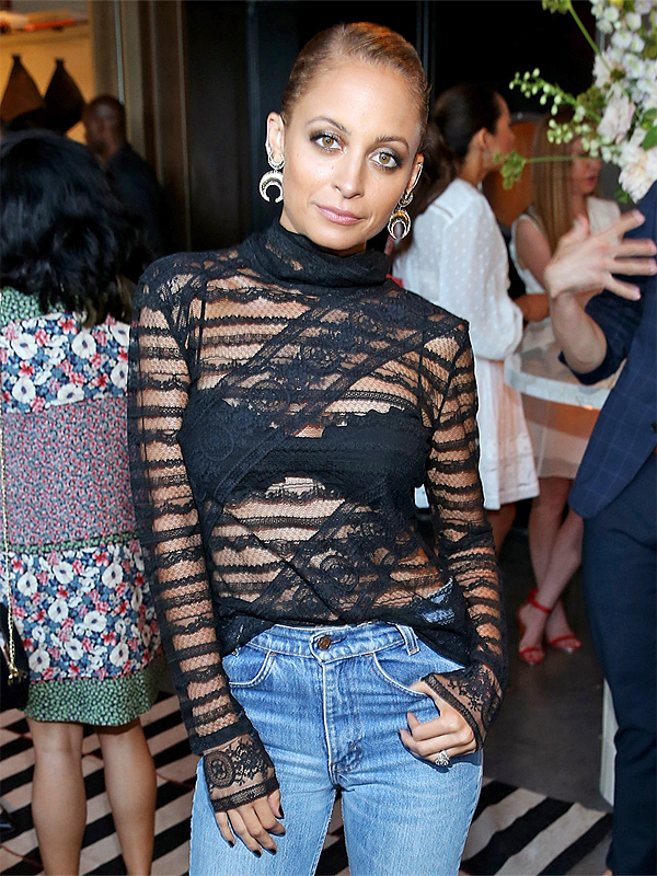 "LOS ANGELES, CA - JULY 14: Nicole Richie and House Of Harlow 1960 host a screening of ""Amazon's Style Code Live"" at NeueHouse Hollywood on July 14, 2016 in Los Angeles, California."