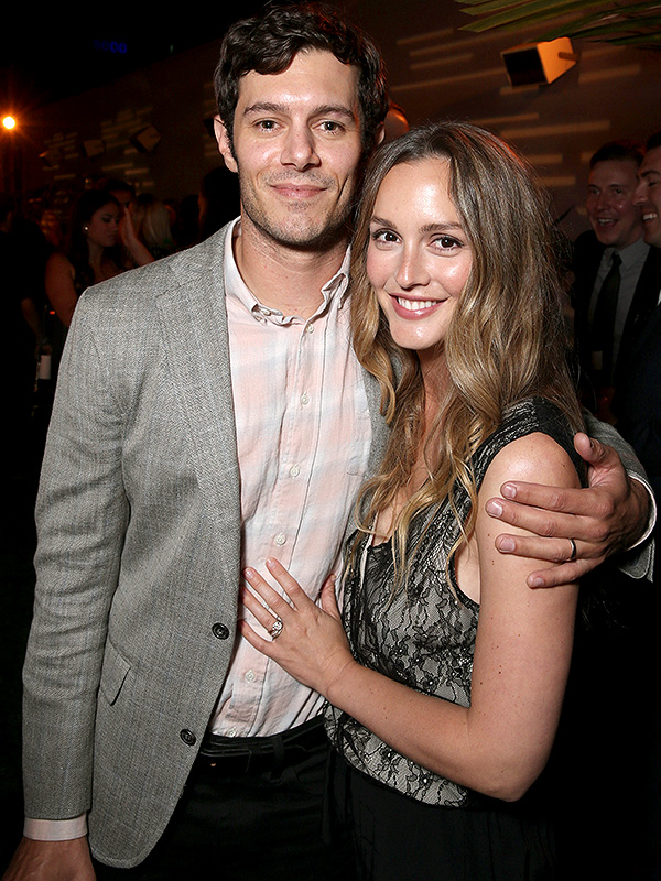 Adam Brody Daughter Arlo