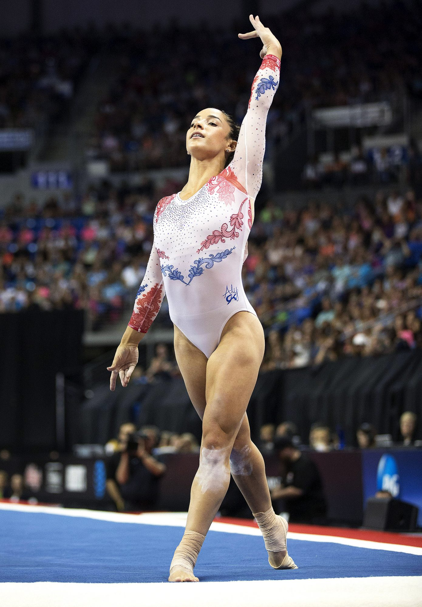 P&G Championships Women's Gymnastics, St. Louis, USA - 26 Jun 2016