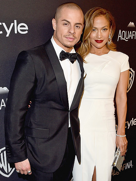 JENNIFER LOPEZ & BEAU 'CASPER' SMART