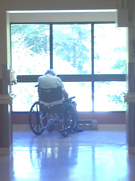 Anita and Wolfman Gottschalk are forced to live in separate nursing homes