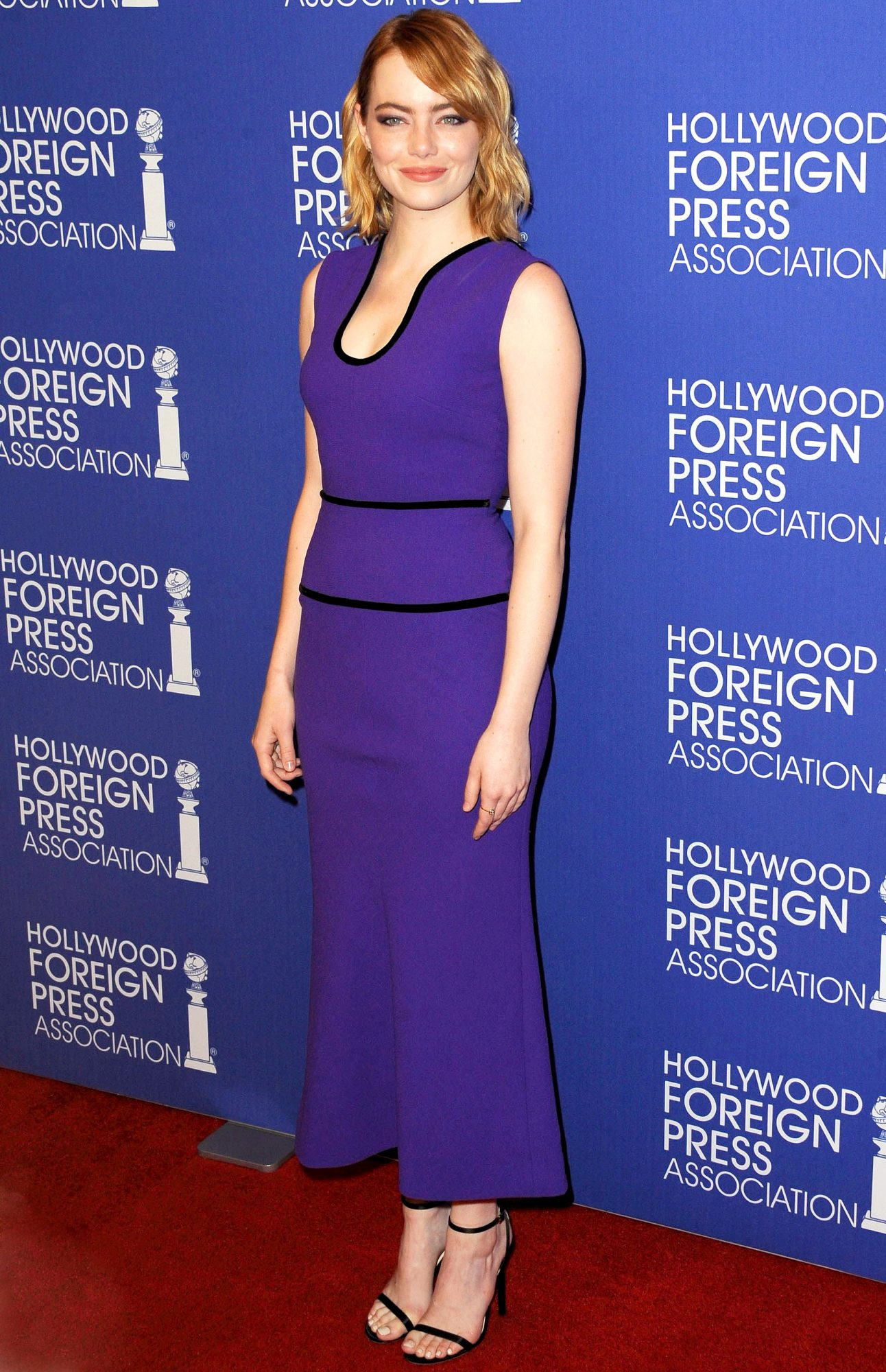 at arrivals for Hollywood Foreign Press Associationís (HFPA) Annual Grants Banquet, The Beverly Wilshire Hotel, Beverly Hills, CA August 4, 2016. Photo By: Dee Cercone/Everett Collection