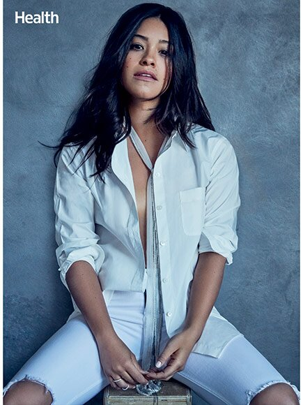Gina Rodriguez Opens Up About Her Weight Battles And Hashimoto S Disease People Com