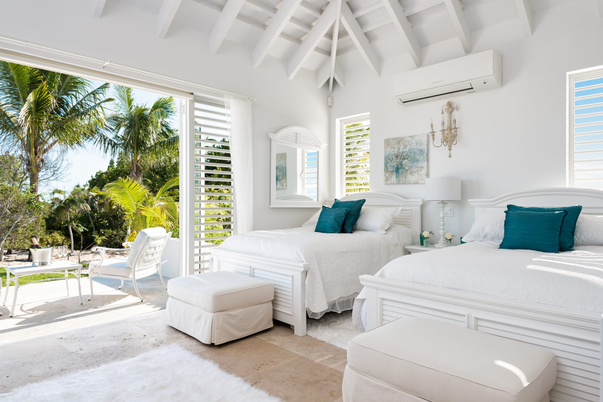 Kylie Jenner's airbnb house ; Photo Credit: Courtesy Airbnb