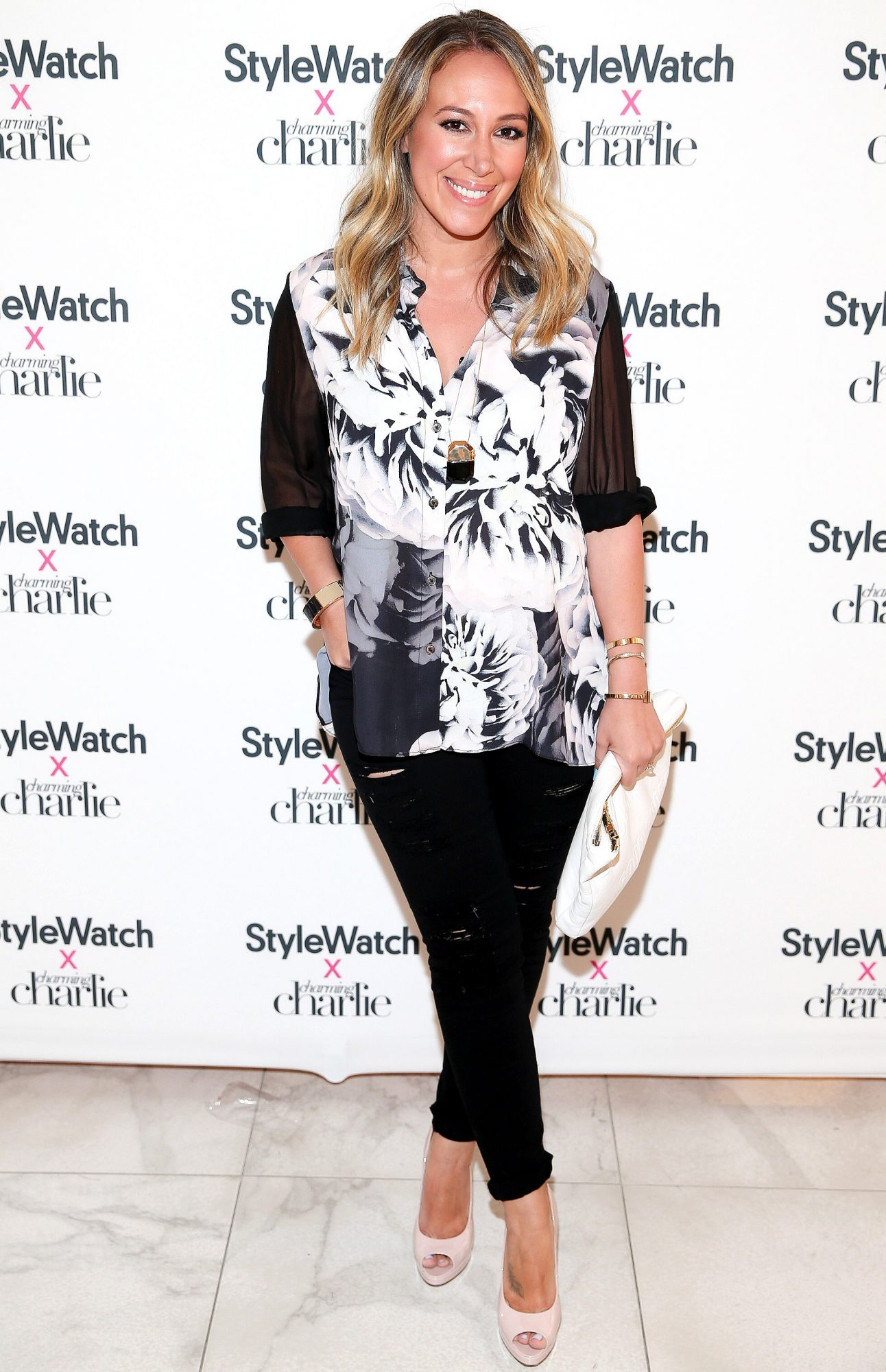 StyleWatch X Charming Charlie Launch Event