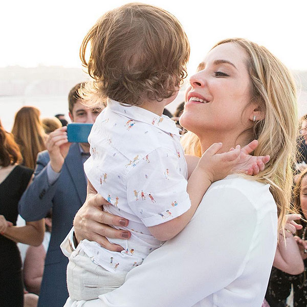 Jenny Mollen Exclusive on Son Sid