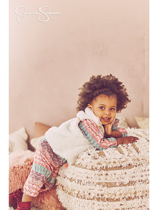 Jessica Simpson Fall Baby Collection Main