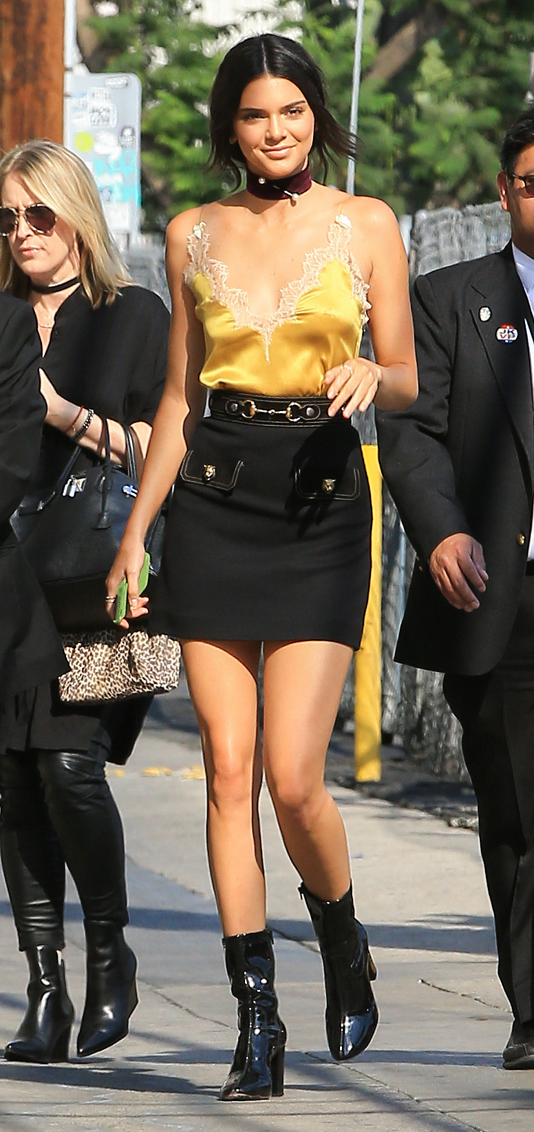 Kendall Jenner Looking Chic While Out In Los Angeles