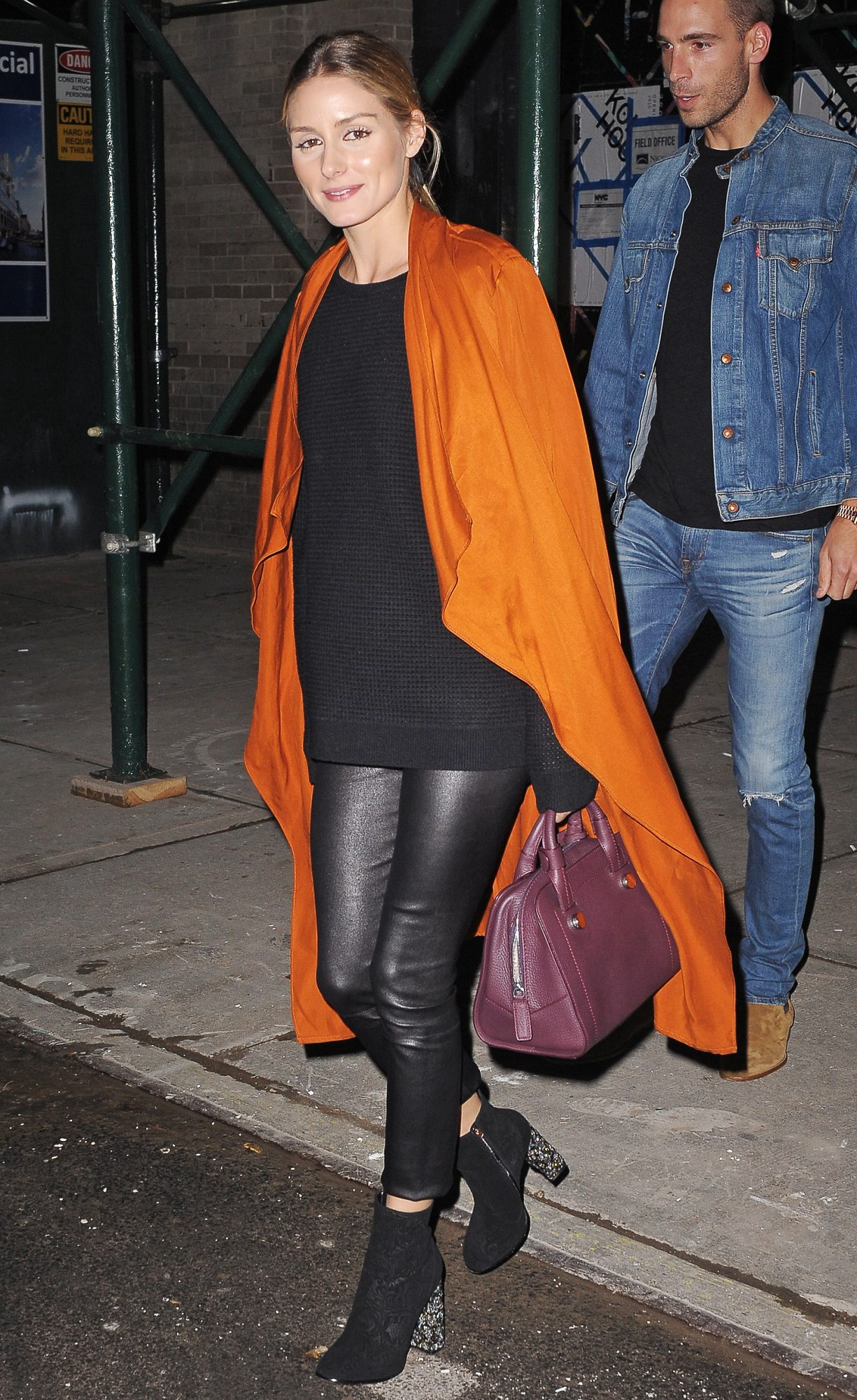 Olivia Palermo At Kola House Restaurant in NYC