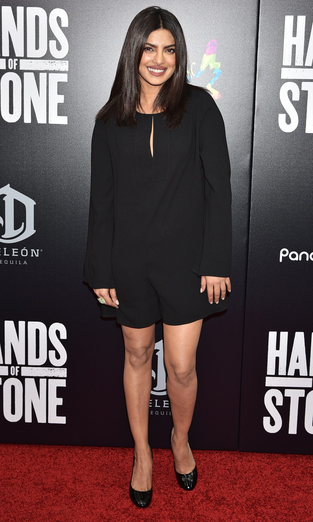 US Premiere of Hands Of Stone