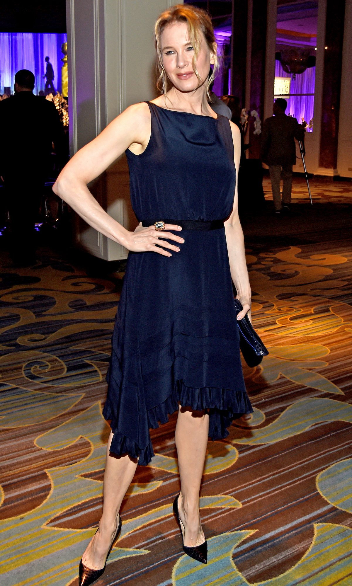 Hollywood Foreign Press Association's Grants Banquet, Cocktail Reception, Los Angeles, USA - 04 Aug 2016