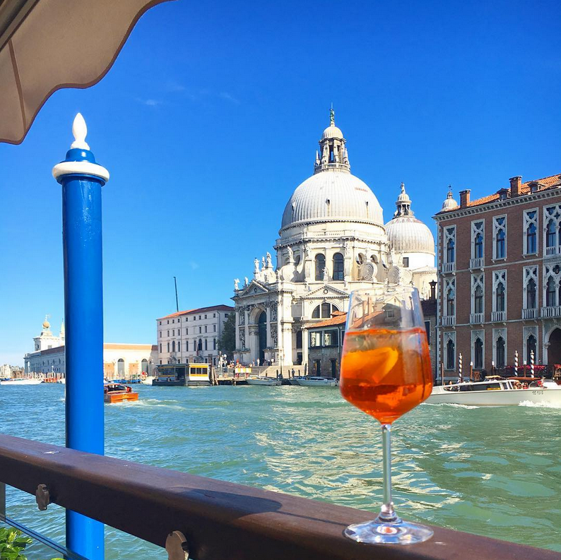 Spritz with a View