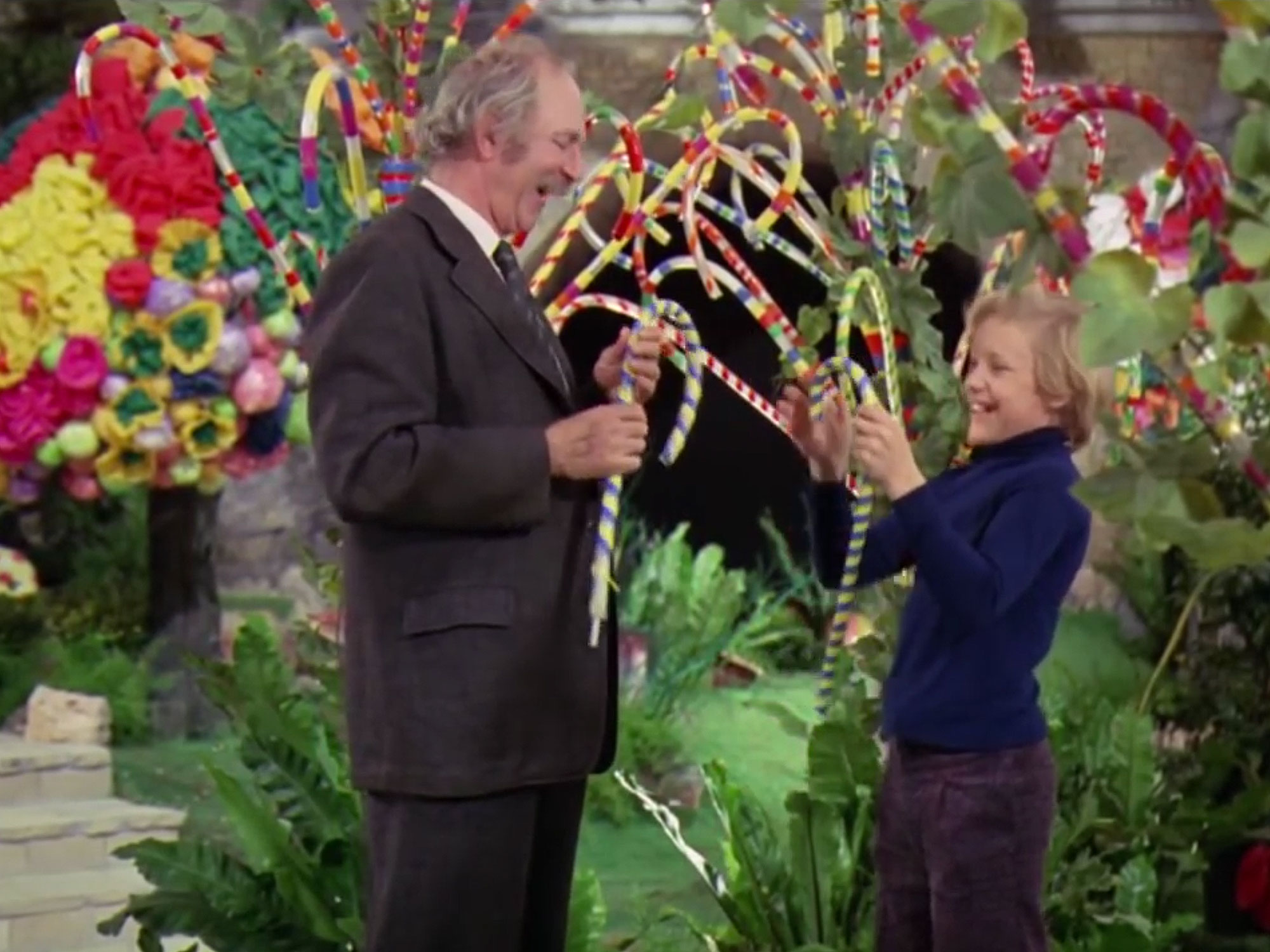 "Willy Wonka - ""Pure Imagination"" https://www.youtube.com/watch?v=r2pt2-F2j2g"