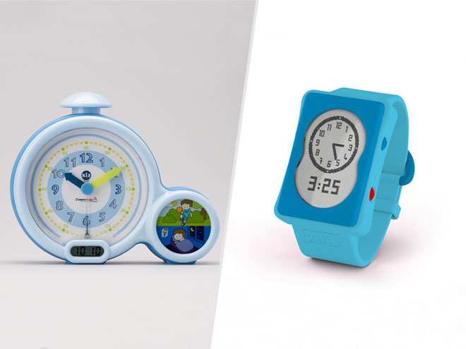 ALARM CLOCK AND LEARNING WATCH
