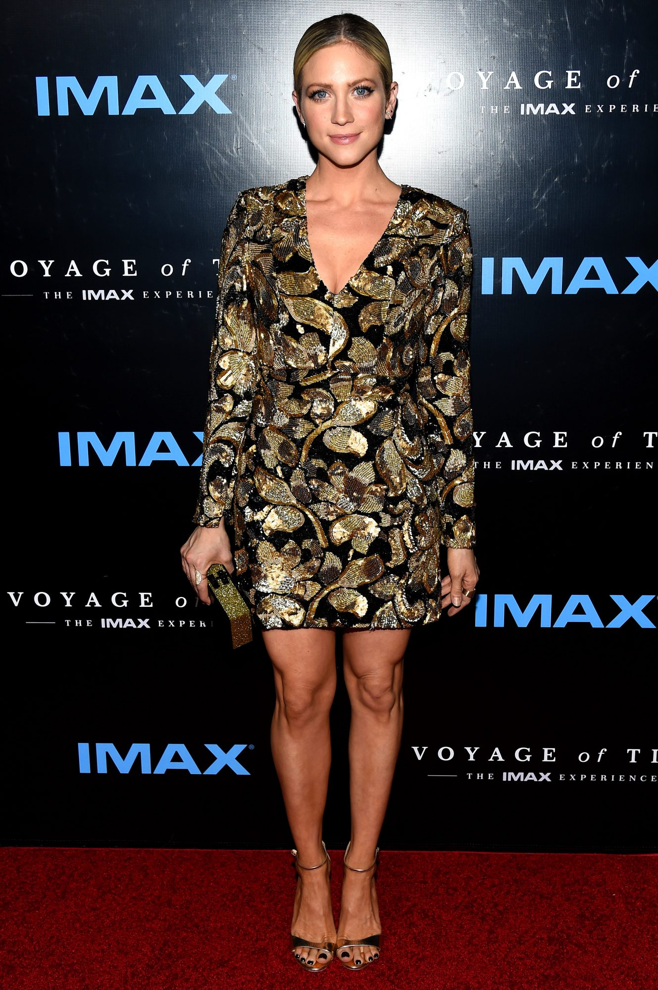 """Premiere Of IMAX's """"Voyage Of Time: The IMAX Experience"""" - Arrivals"""