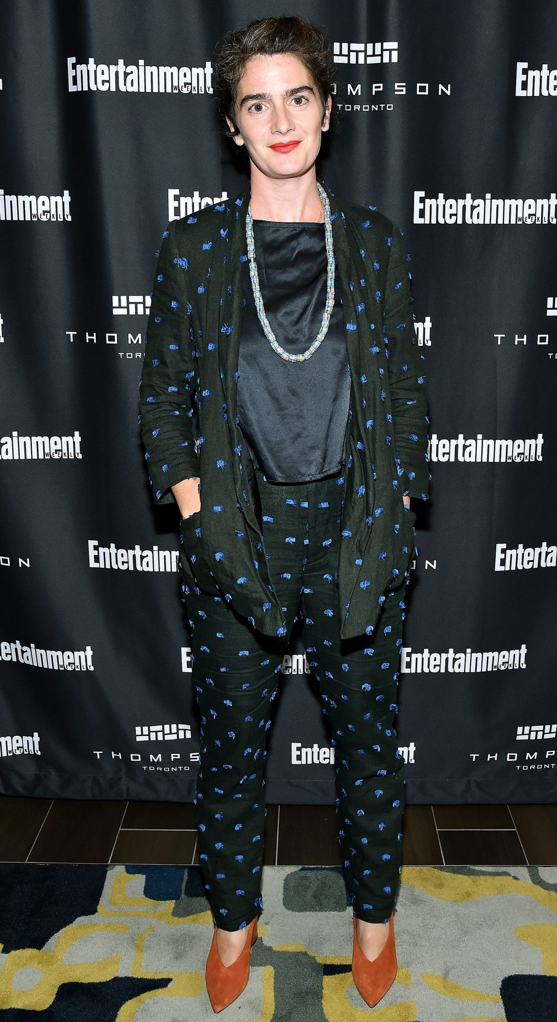 Entertainment Weekly's Toronto Must List Party At The Thompson Hotel