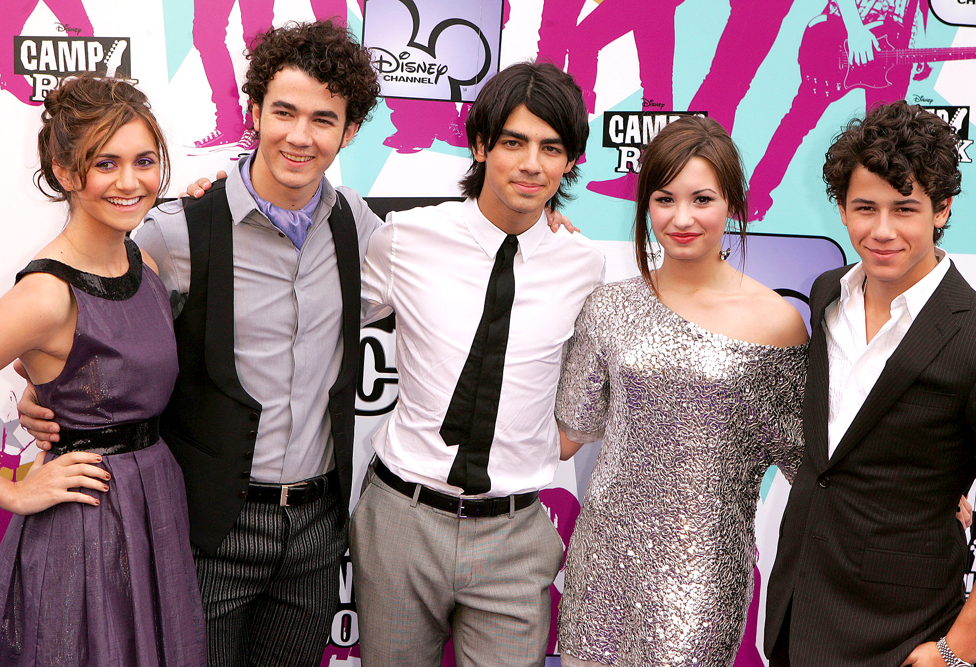 """Camp Rock"" London Premiere"