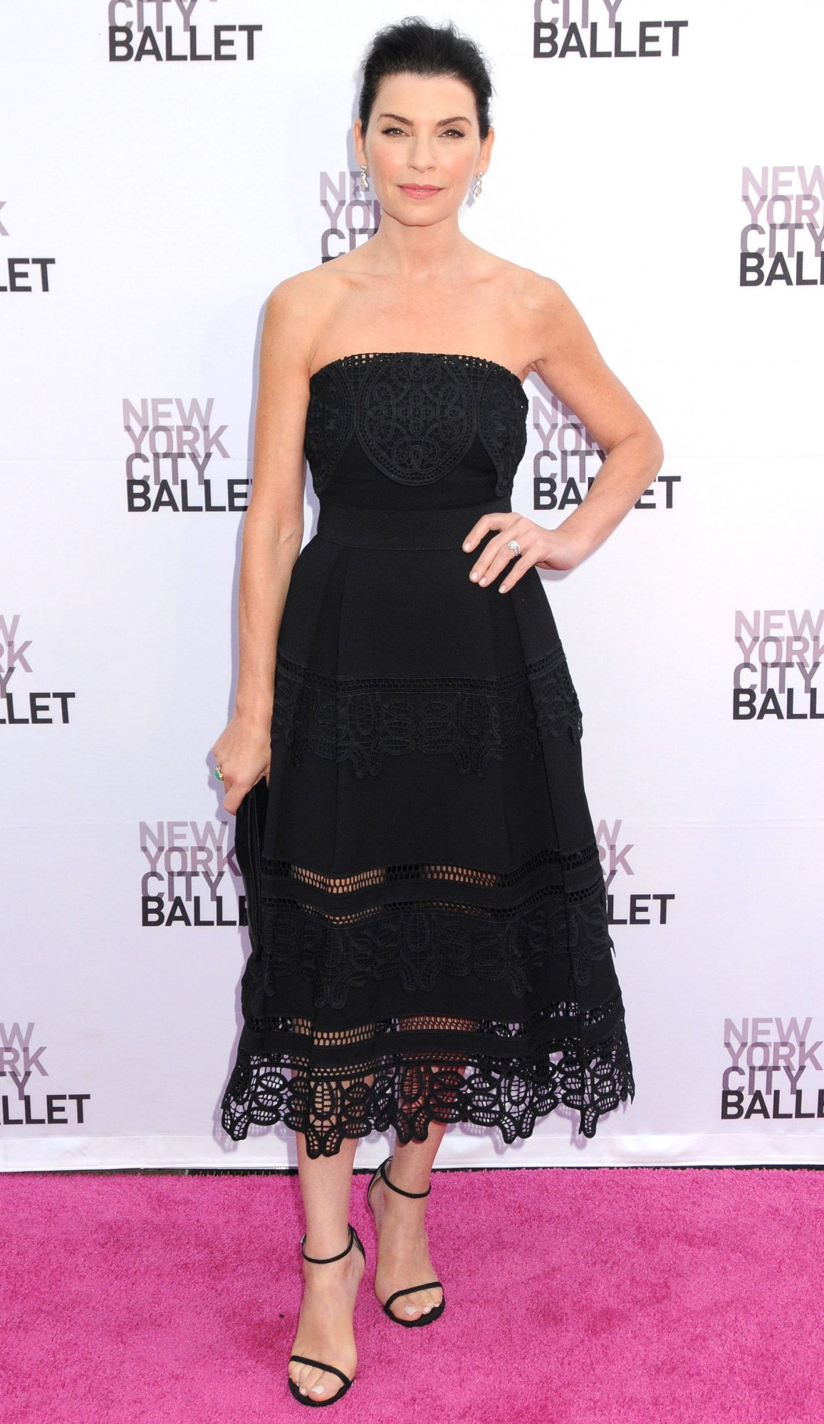 Celebrities arrive for NYC Ballets Fifth Annual Fall Fashion Gala in New York