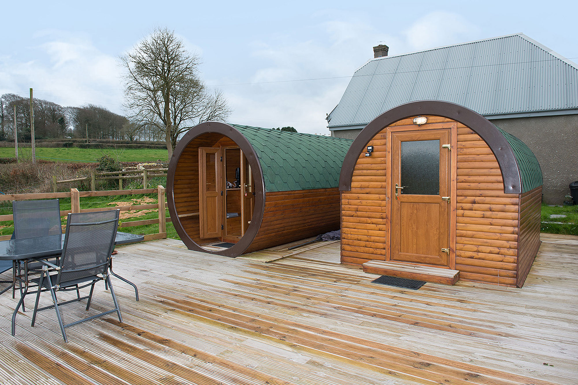 Glamping - Home