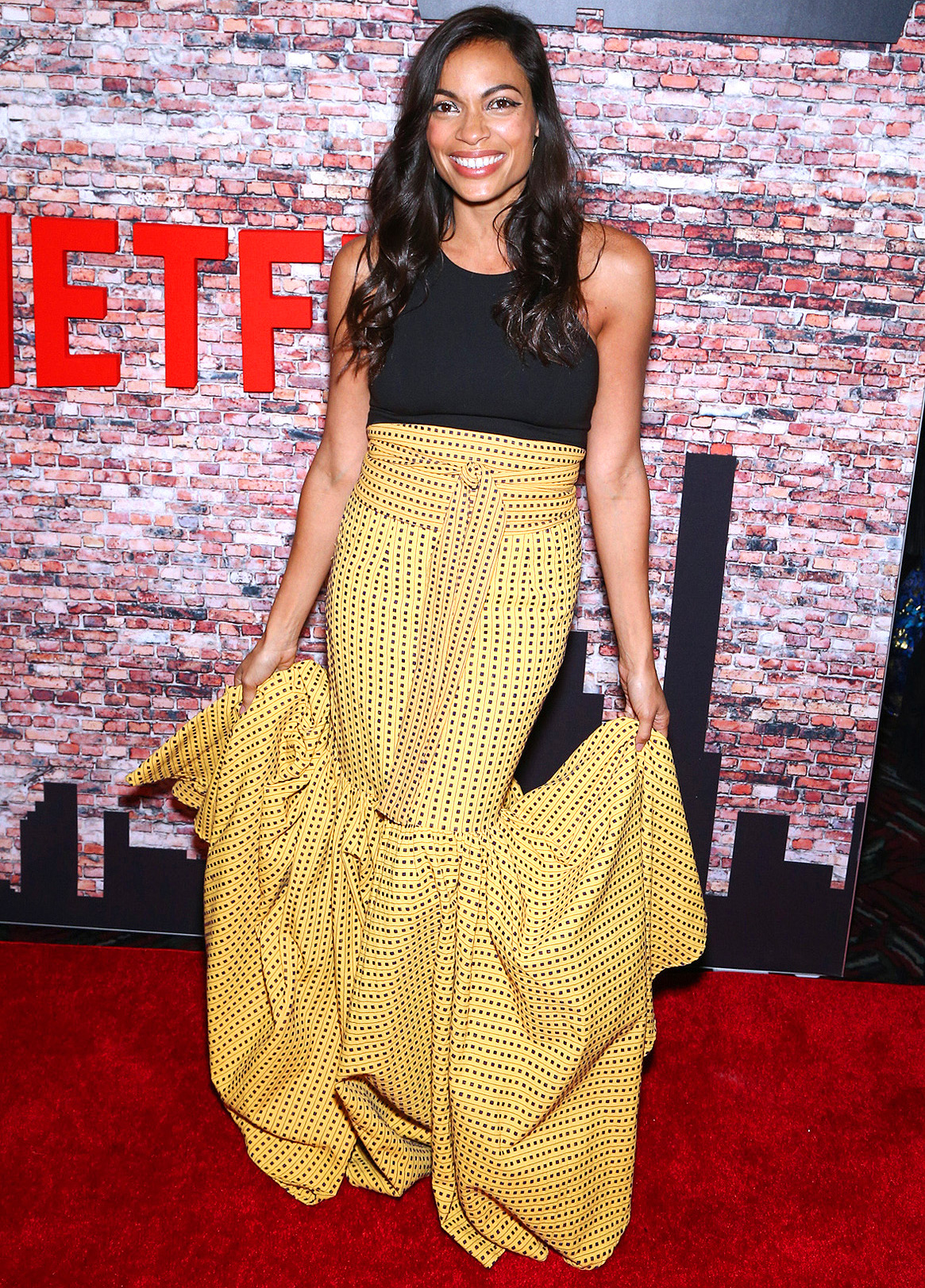 """Celebrities attend the """"Luke Cage"""" premiere in New York City"""