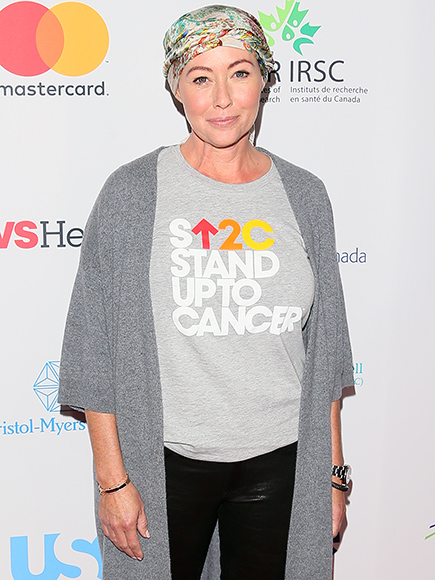FINDING STRENGTH IN THE STAND UP TO CANCER COMMUNITY