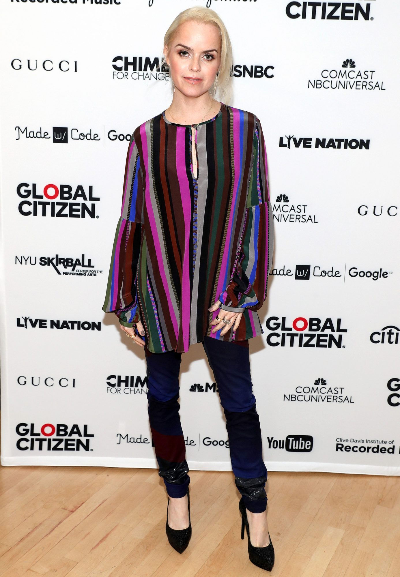 Global Citizen: The World On Stage - Backstage