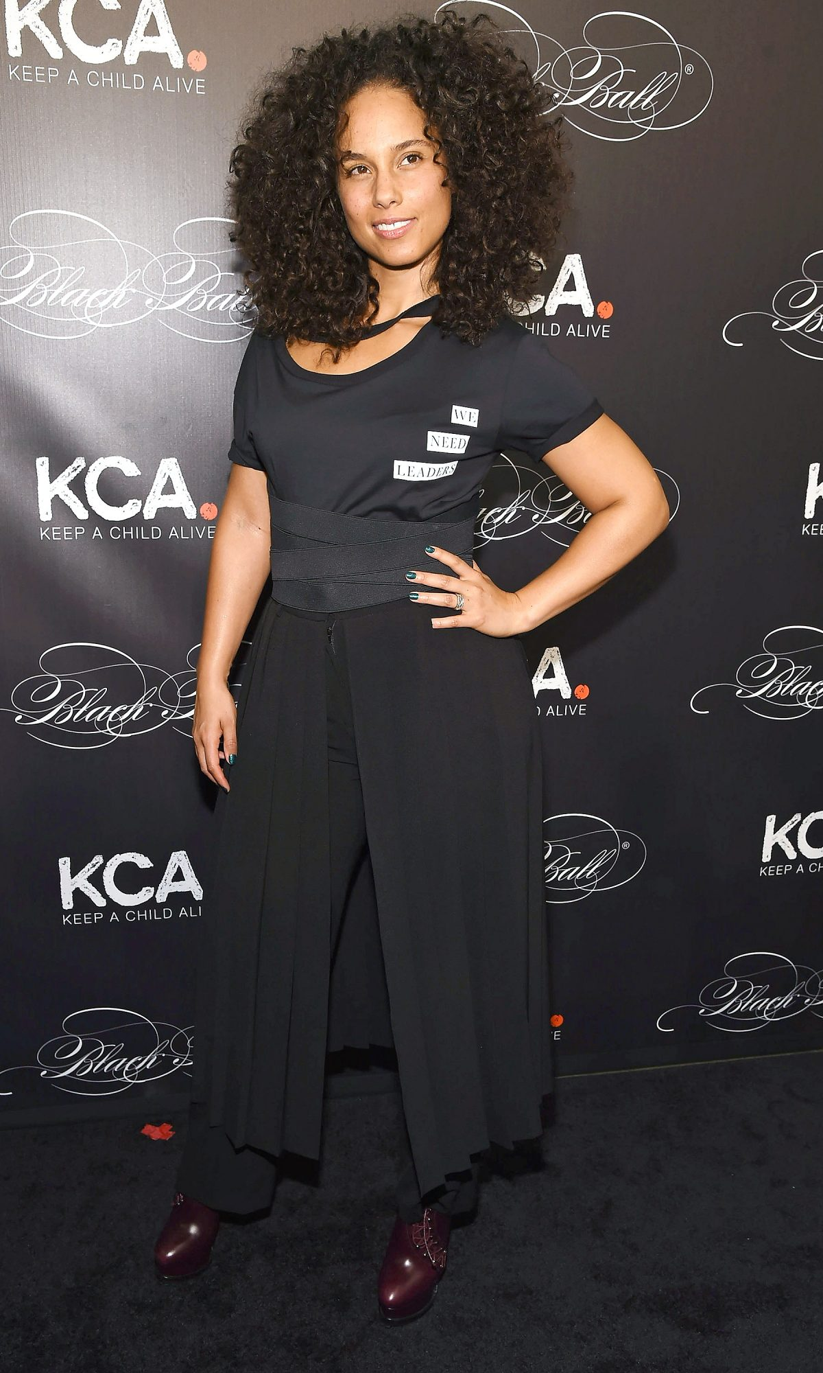 Keep a Child Alive's 13th Annual Black Ball - Arrivals