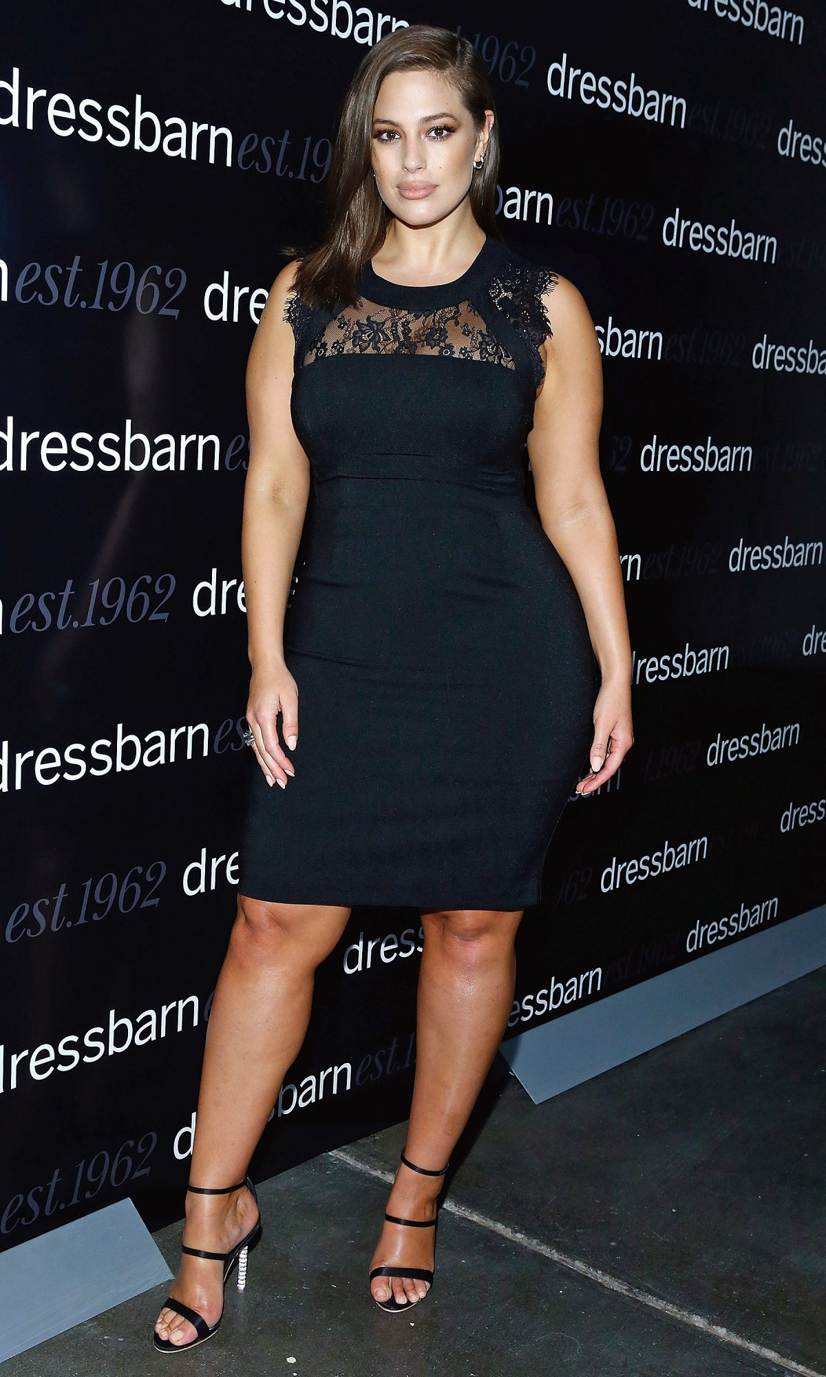 2016 Dressbarn Fall Campaign Launch With Ashley Graham