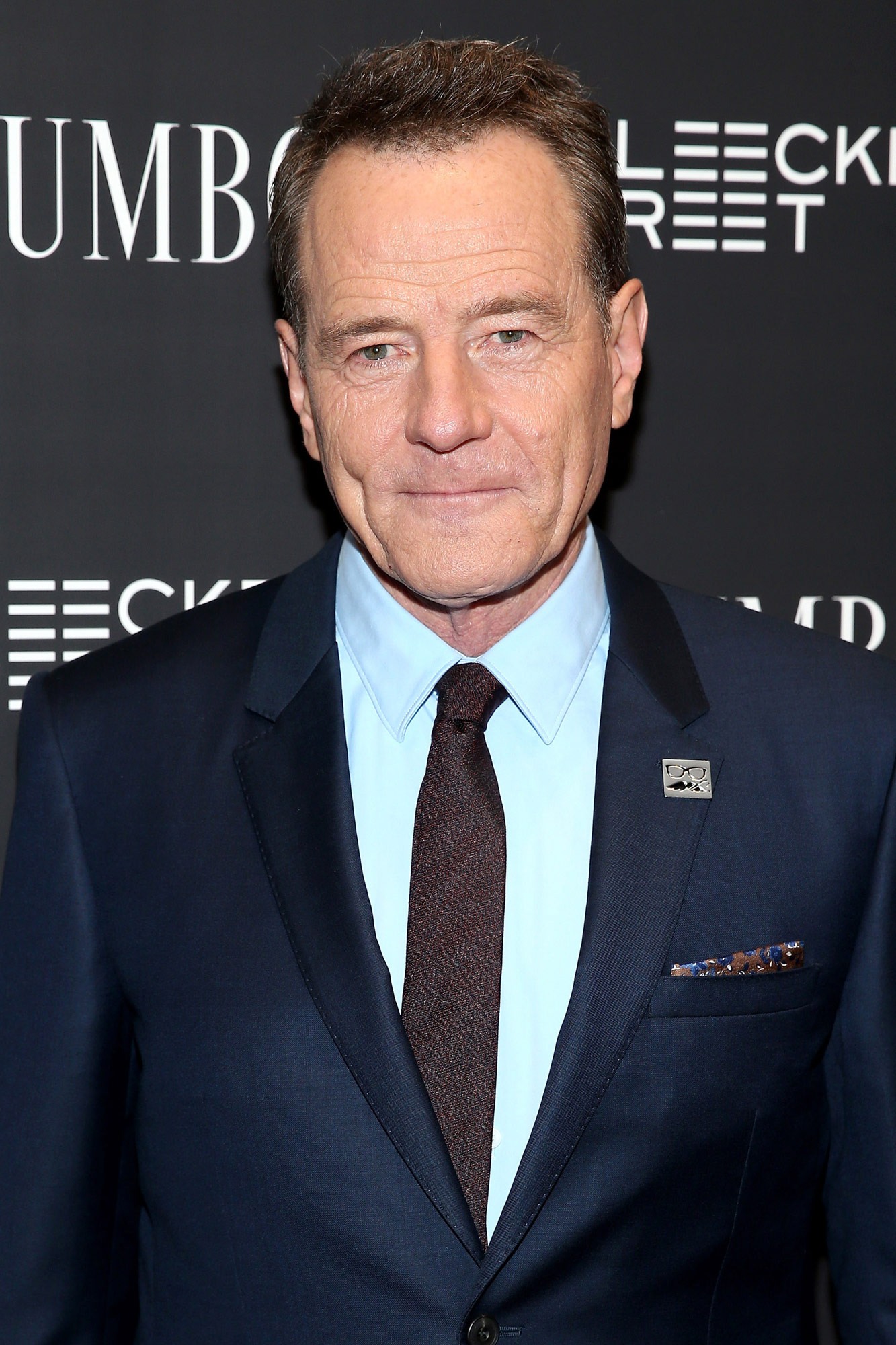 """Bryan Cranston attends the """"Trumbo"""" New York premiere at MoMA Titus Two on November 3, 2015 in New York City."""