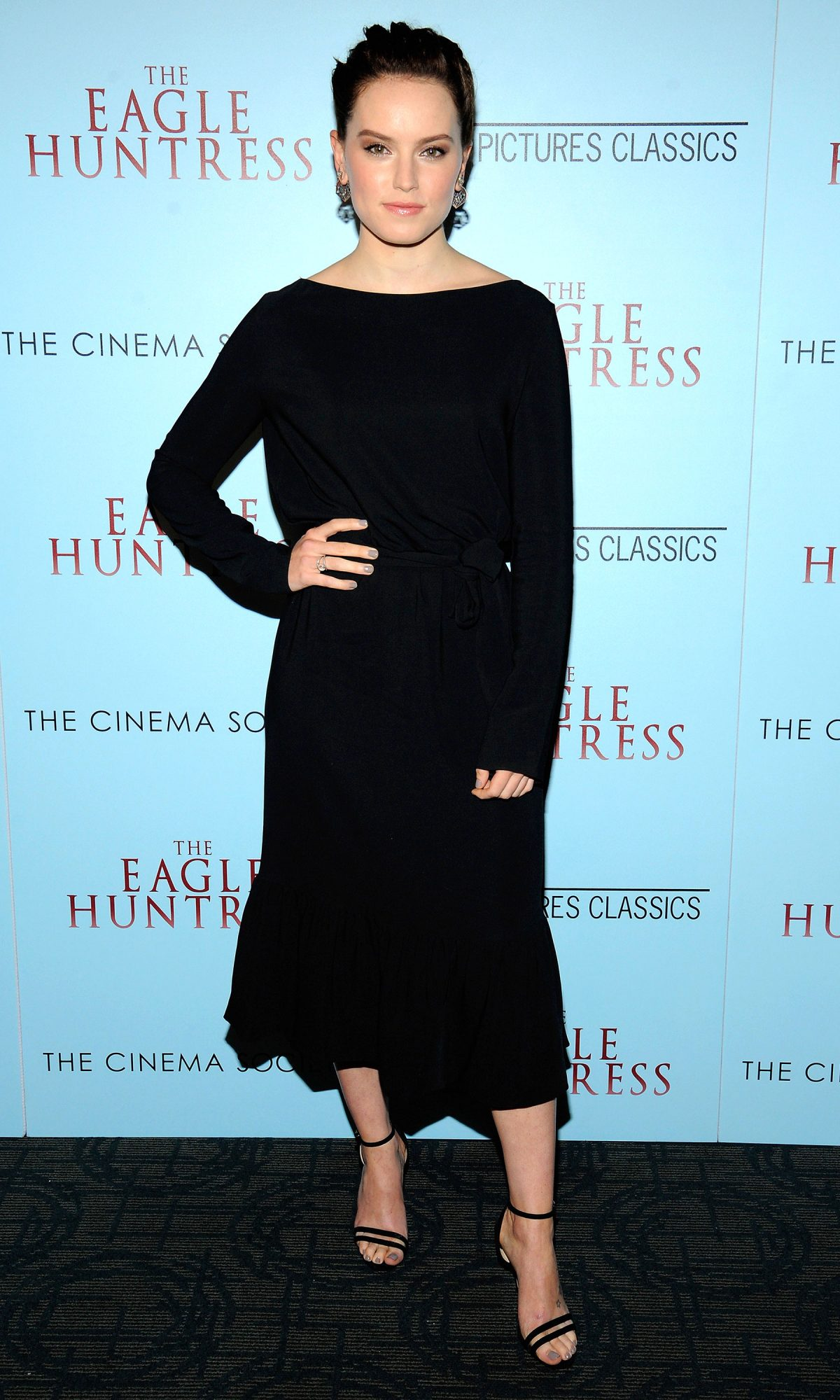 """Sony Pictures Classics And The Cinema Society Host A Screening Of """"The Eagle Huntress""""- Arrivals"""