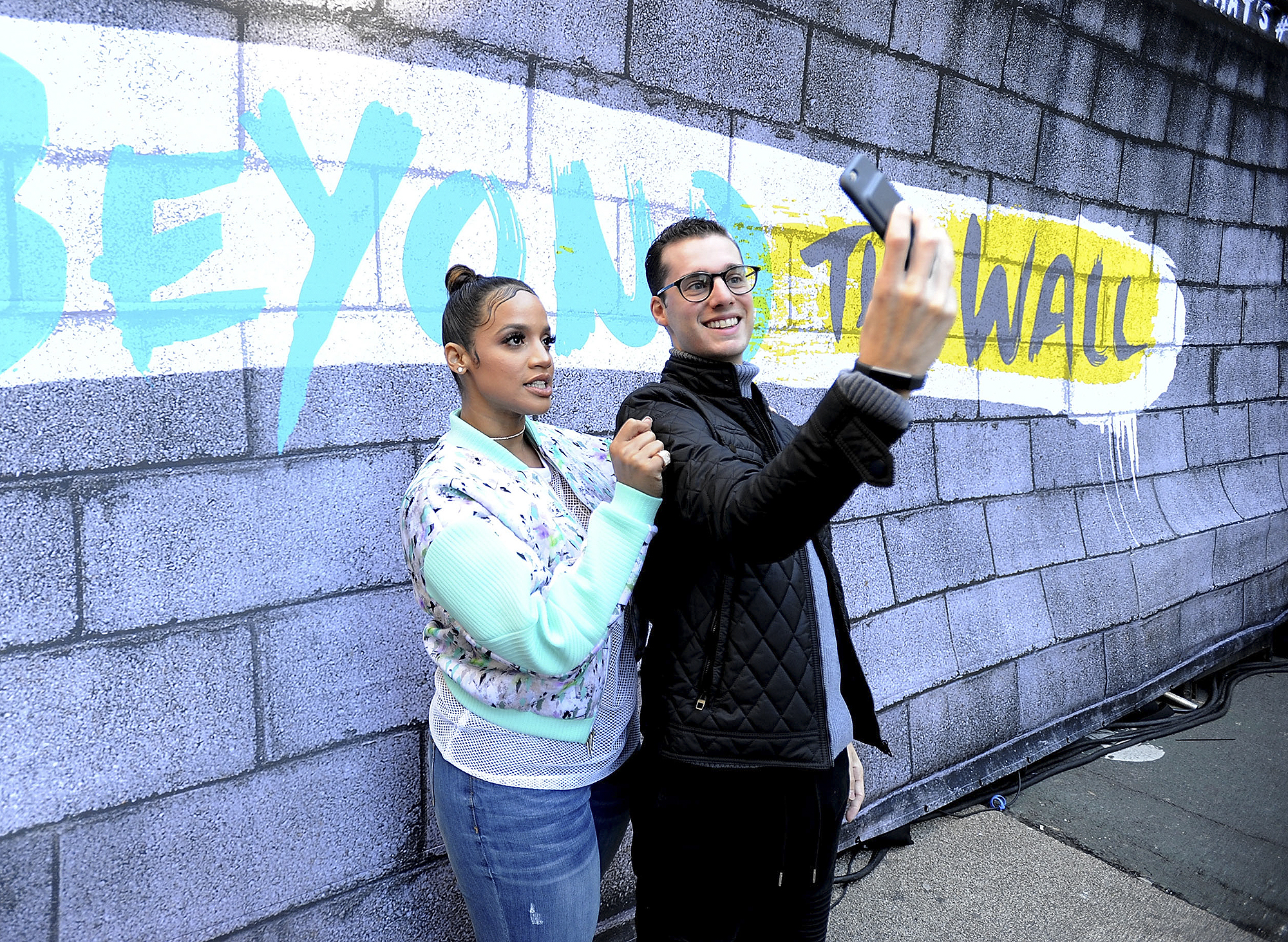 """MTV """"Beyond The Wall"""" Installation"""