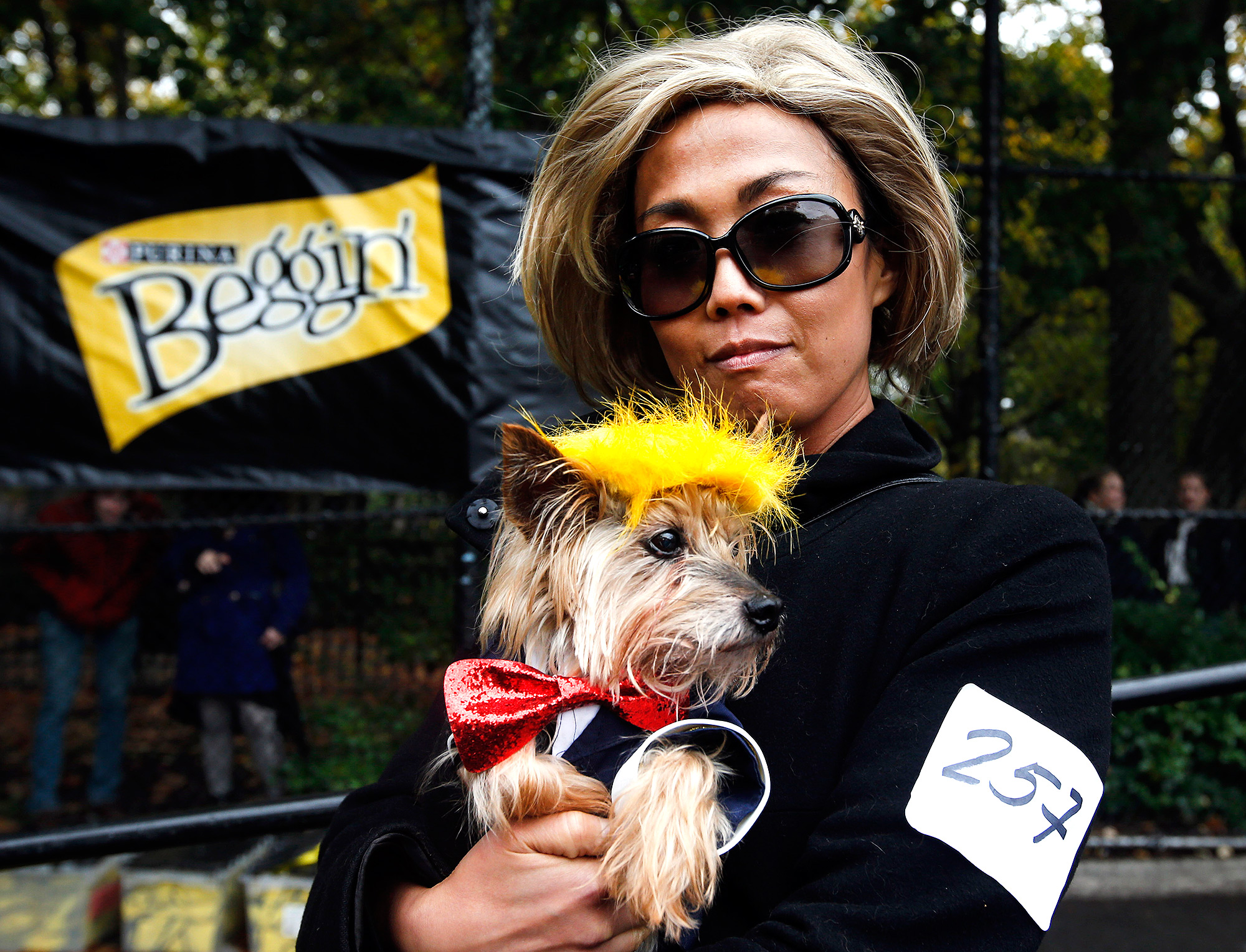 Tompkins Square Halloween Dog Parade Presented by Purina Beggin'