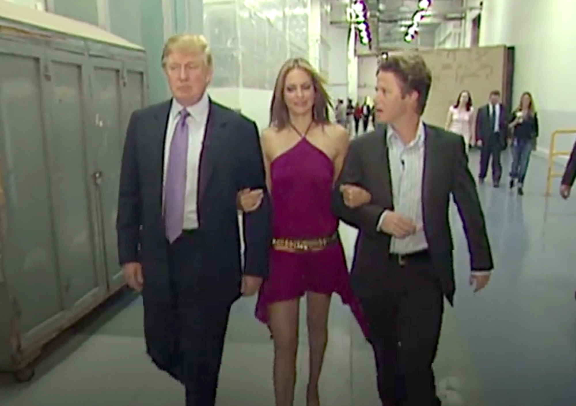 Trump recorded having extremely lewd conversation about women in 2005