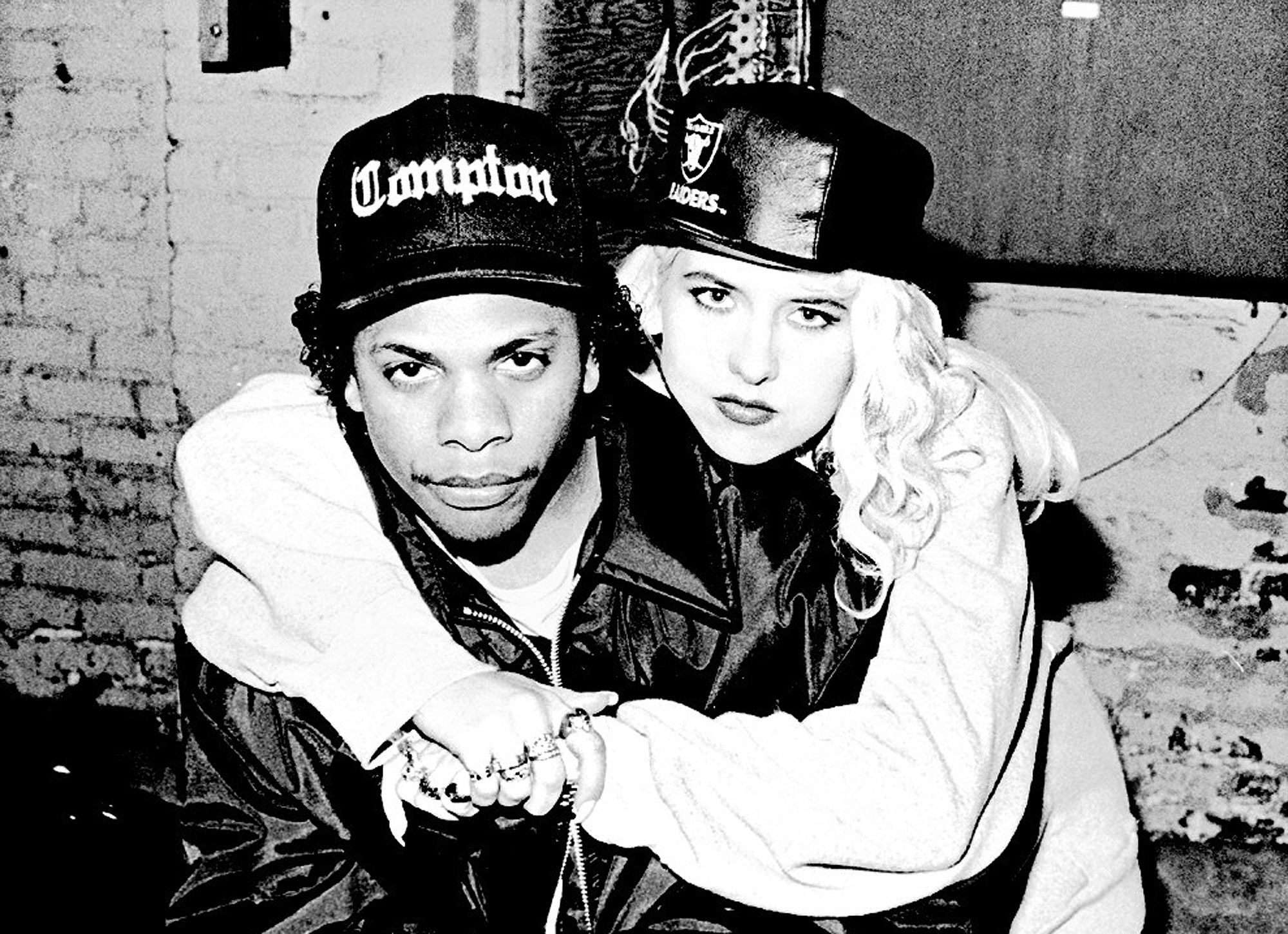 TairrieB & Eazy from 1990