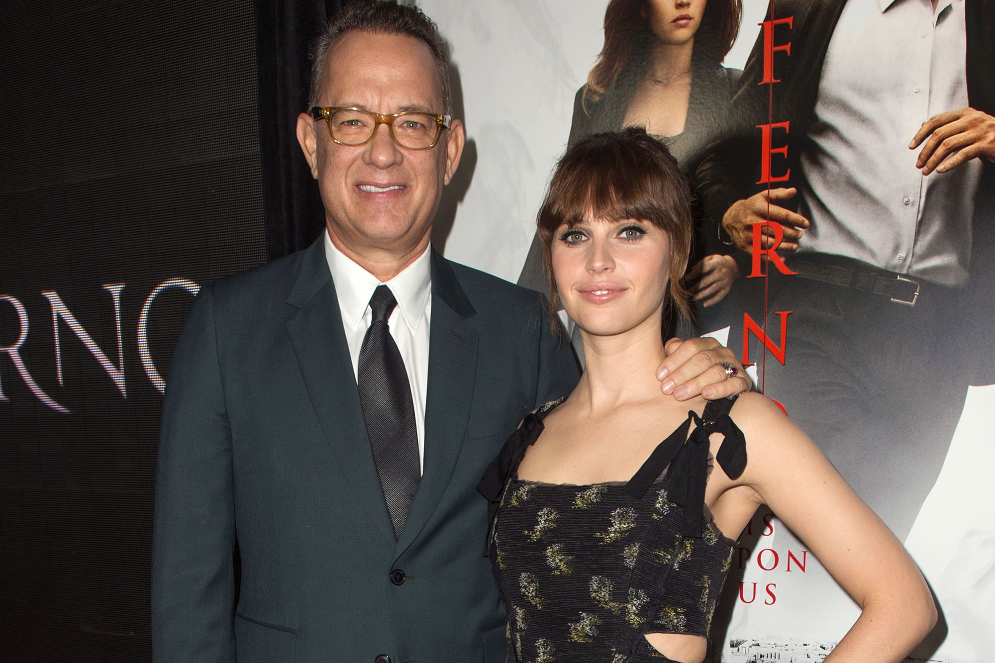 """Screening Of Sony Pictures Releasing's """"Inferno"""" - Red Carpet"""
