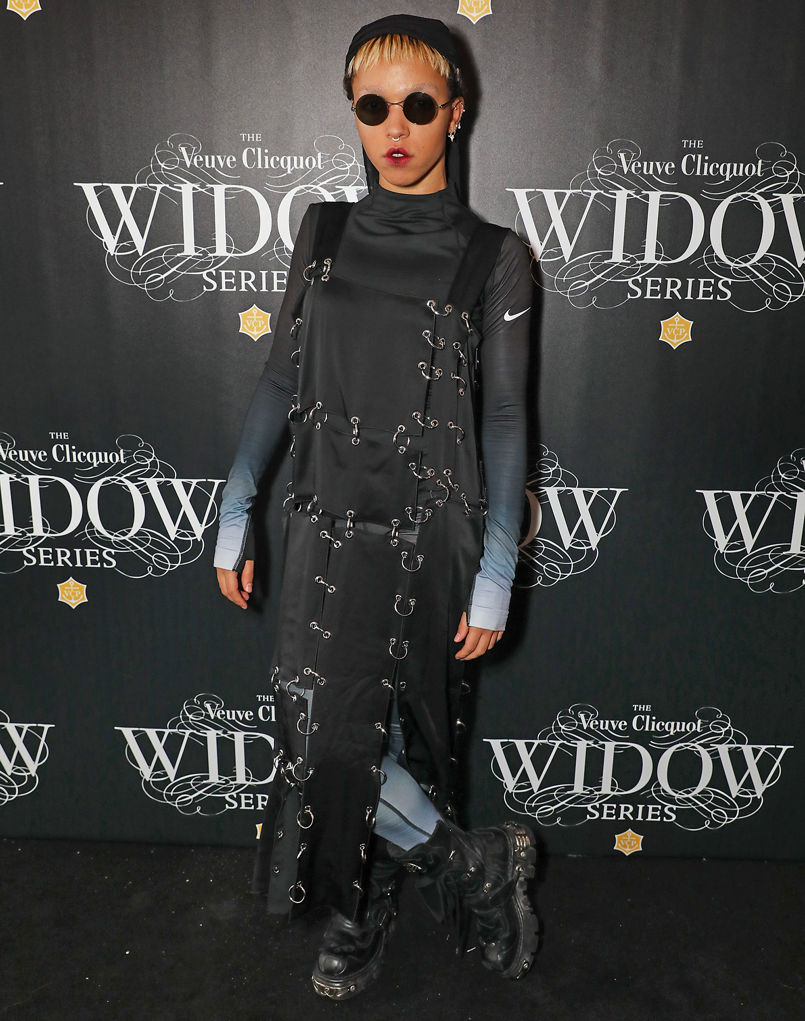 """The Veuve Clicquot Widow Series """"ROOMS"""" Curated By FKA twigs - Arrivals"""