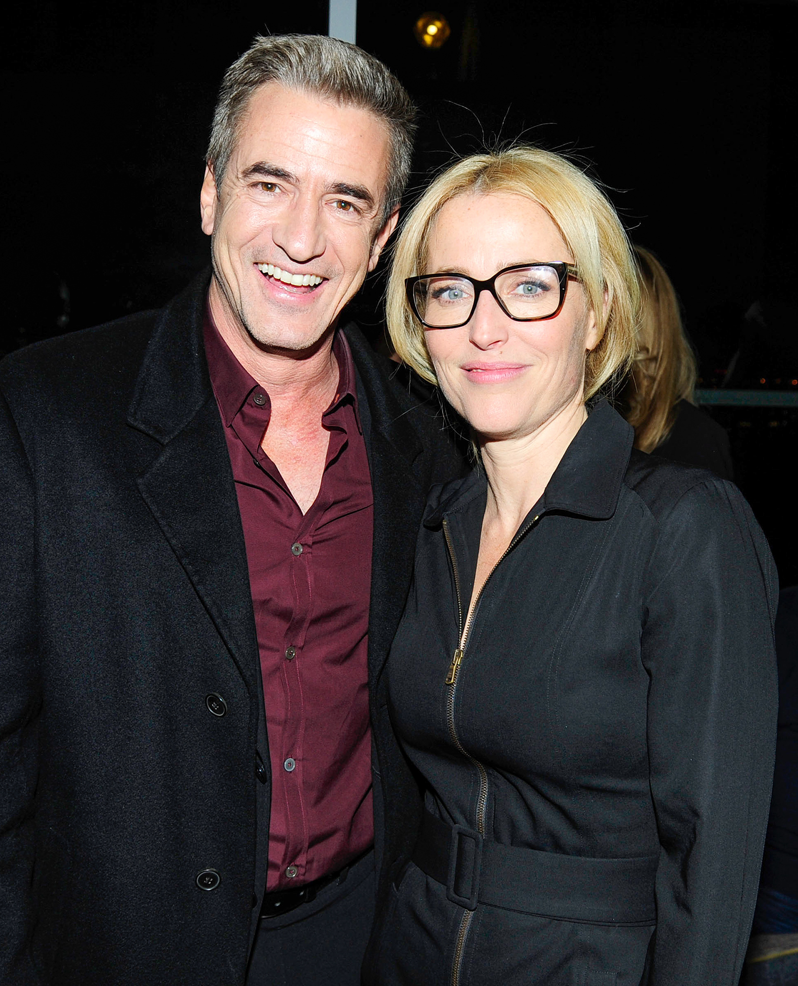 """Cocktail Party for Gillian Anderson and Jennifer Nadel to Celebrate their Book """"WE: A Manifesto for Women"""""""