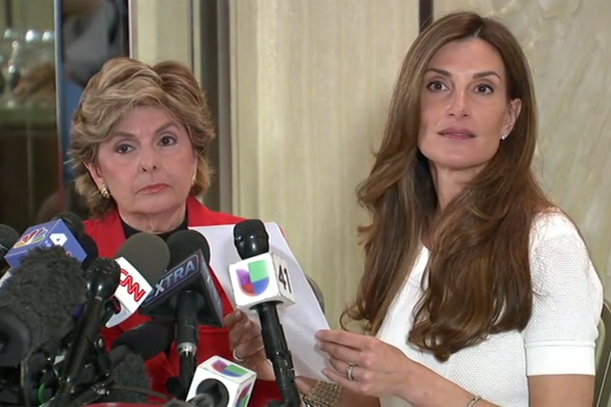 new woman is going to accuse Donald Trump of sexual assault during a press conference taking place in NYC with attorney Gloria Allred