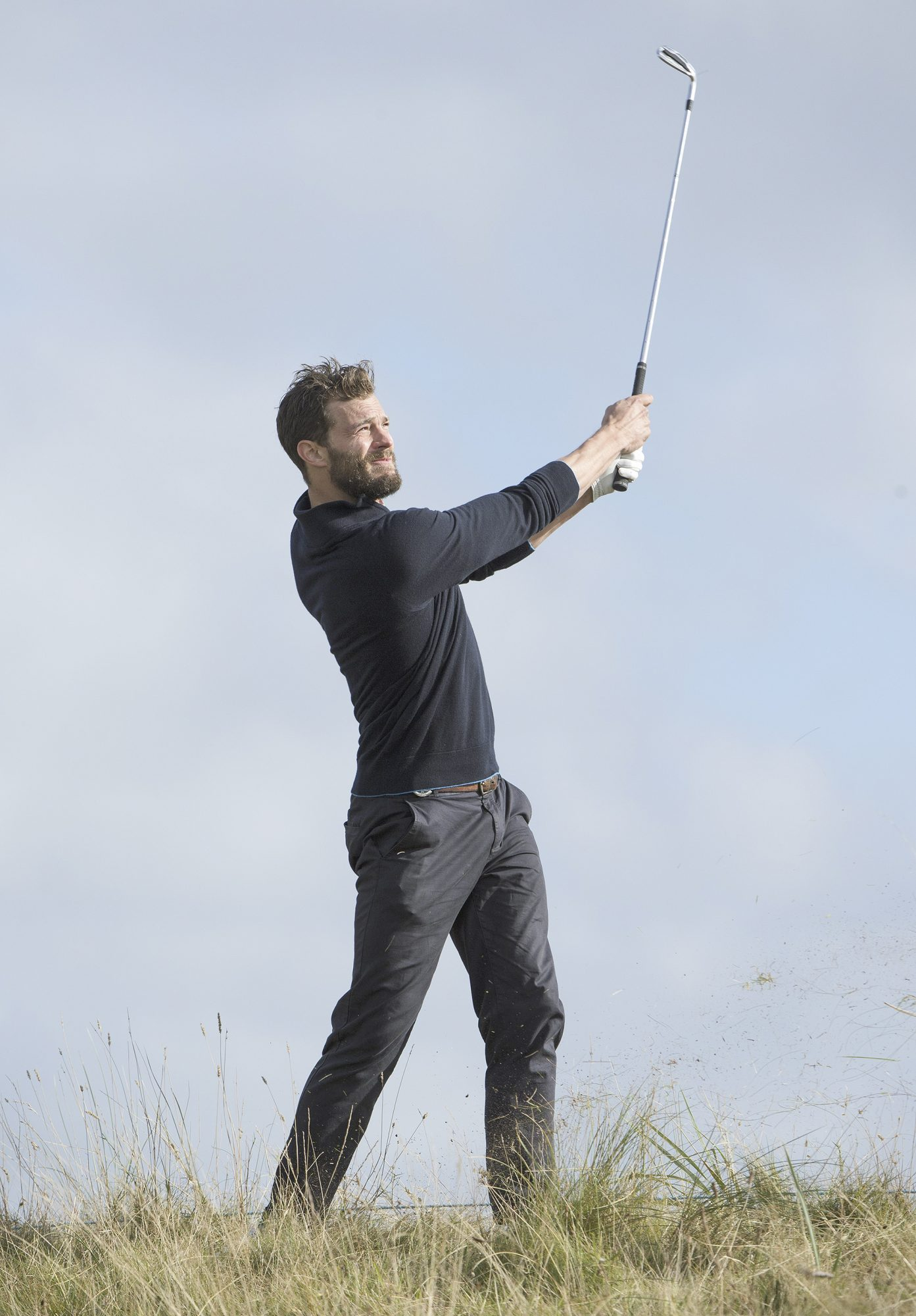 Alfred Dunhill Links Golf Championship, Day One, Carnoustie Scotland, UK - 06 Oct 2016