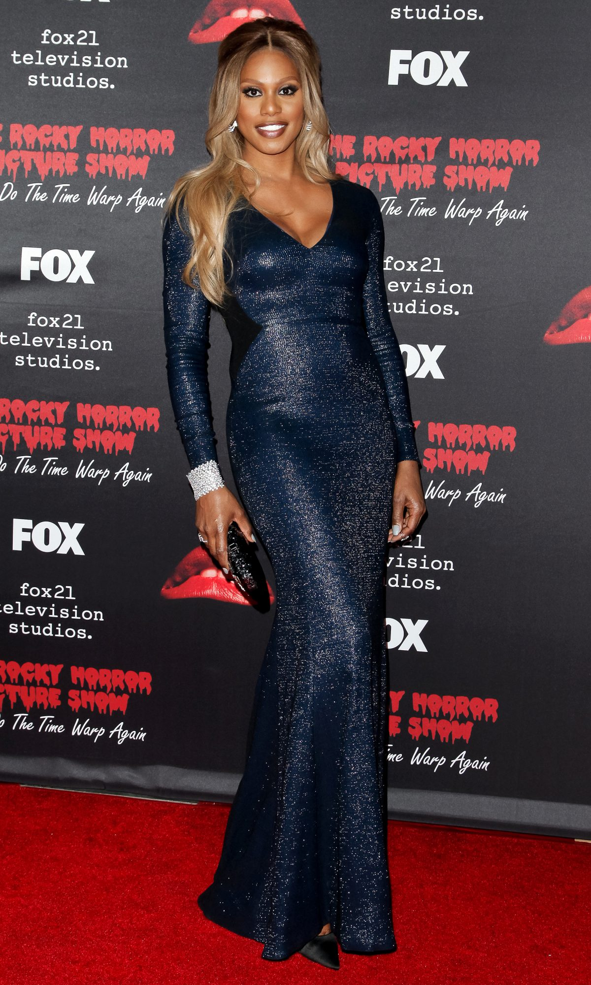 """Premiere Of Fox's """"The Rocky Horror Picture Show: Let's Do The Time Warp Again"""" - Arrivals"""