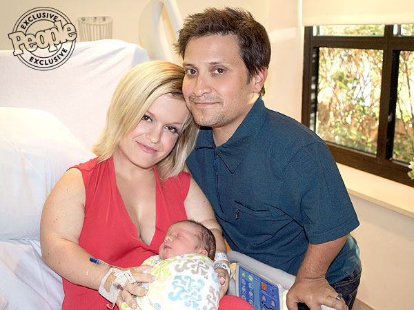 """Terra Jole from """"Little Women of L.A."""" and her husband Joe Gnoffo and their baby Grayson. Angust 2016. credit: Courtesy Elena Gant contact: Paria Sadighi Kinetic Content I Head of Communications T†310.883.7240†I C†818.621.4257 psadighi@kineticcontent.com"""