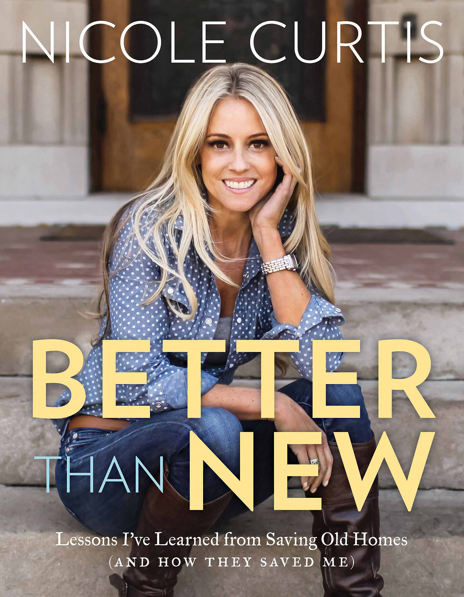 Nicole Curtis new book