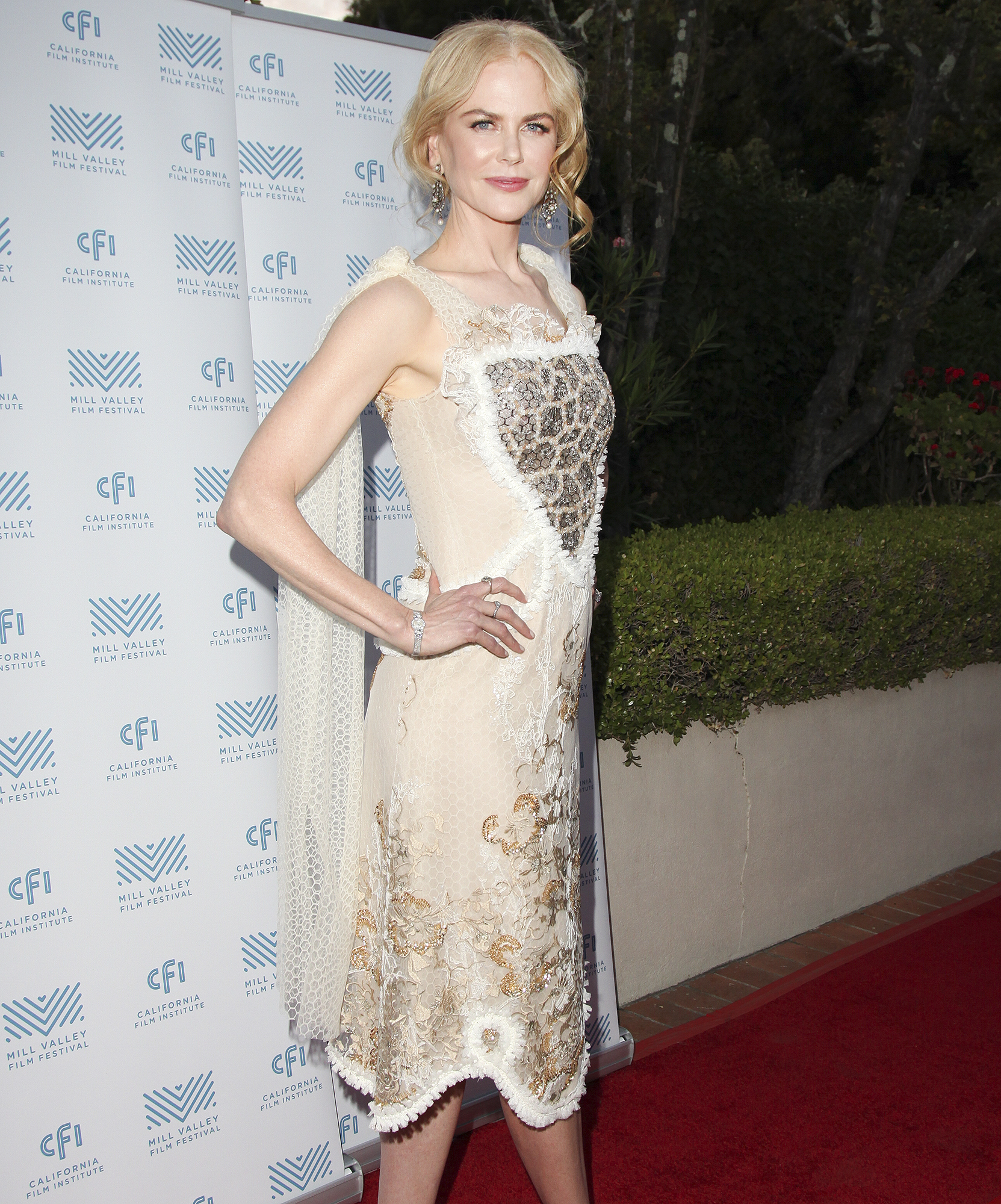 "39th Mill Valley Film Festival - Tribute To Nicole Kidman And Screening Of ""Lion"" - Arrivals"