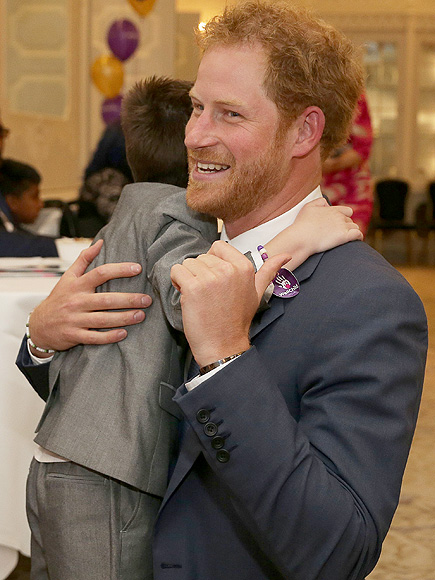 BRITAIN-ROYALS-WELLCHILD-AWARDS
