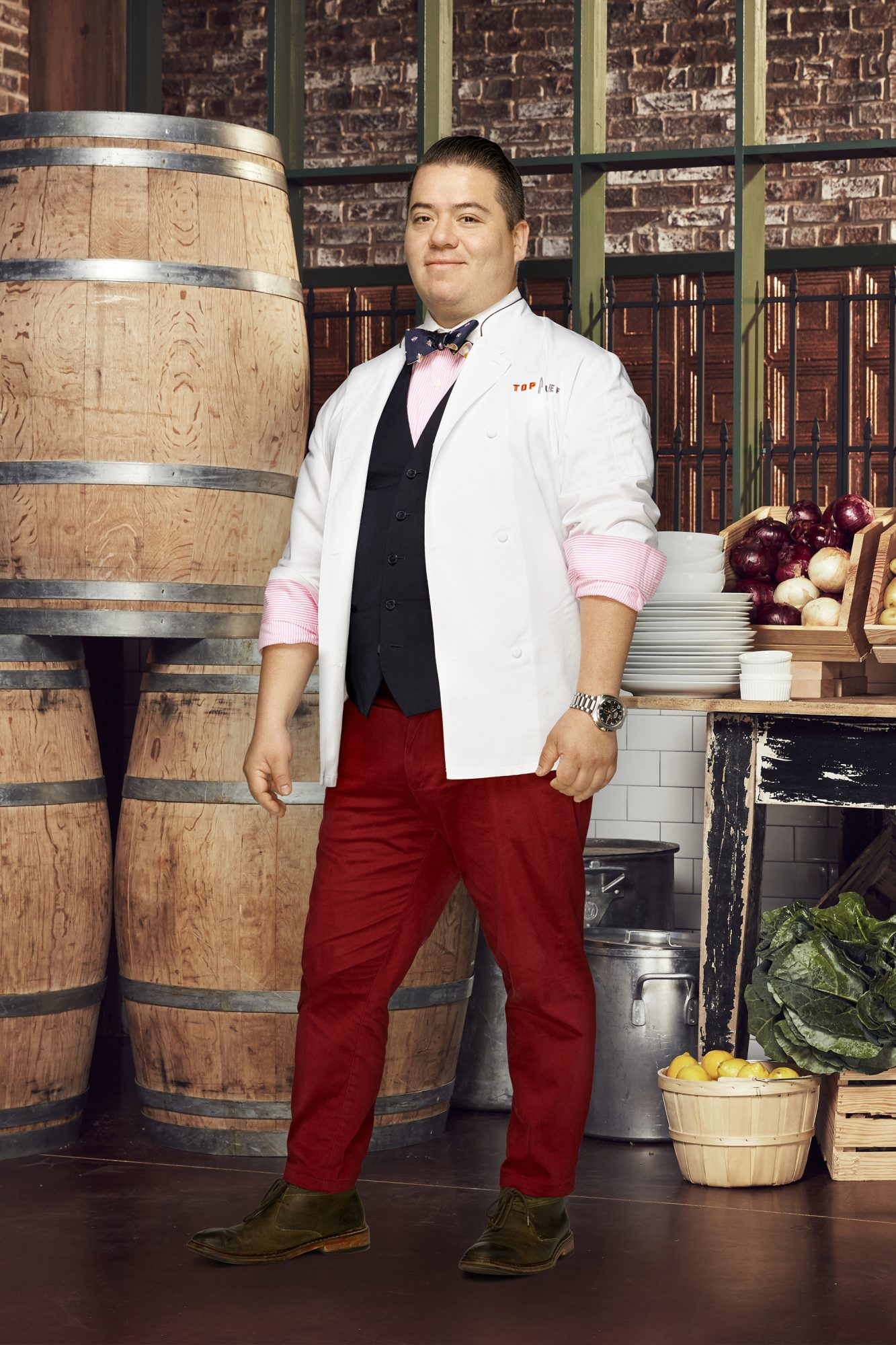 TOP CHEF -- Season:14 -- Pictured: Katsuji Tanabe -- (Photo by: Tommy Garcia/Bravo)