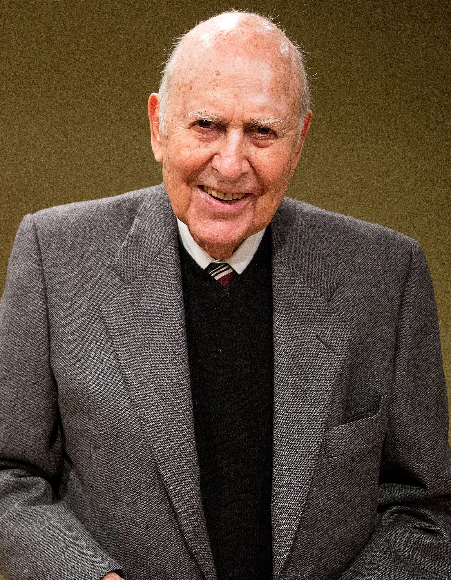 "Comedian Carl Reiner Signs And Discusses His New Book ""I Remember Me"""