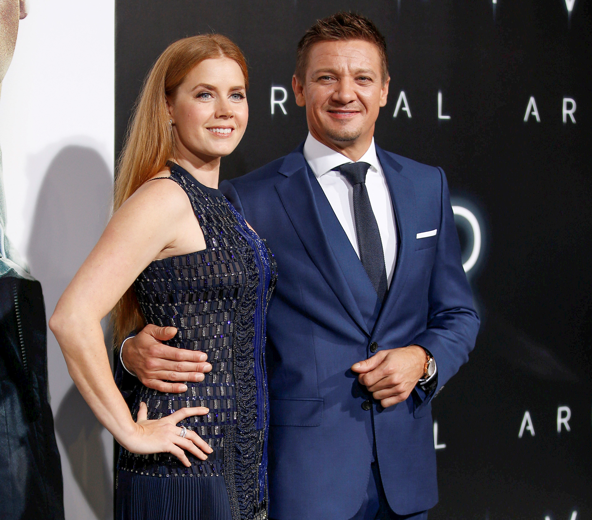 Celebrities attend the premiere of the film 'Arrival' in Los Angeles