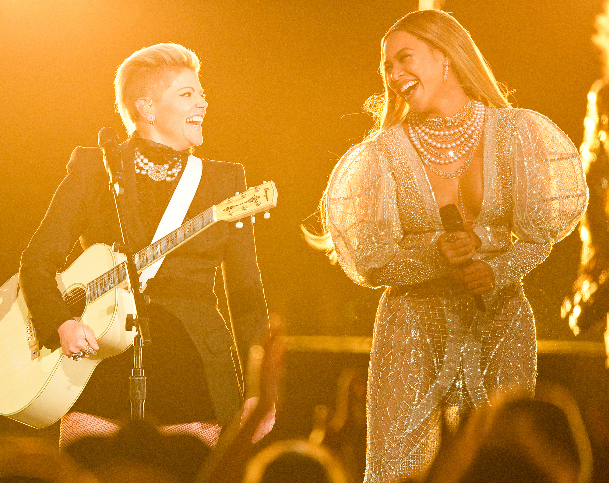 ABC's Coverage Of The 50th Annual CMA Awards